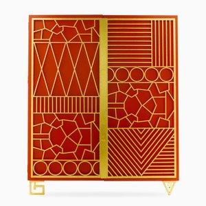 Armoire Geometric par Elizabeth Garouste