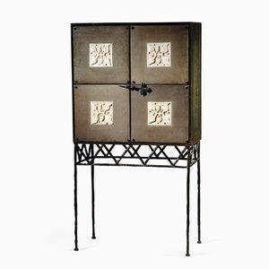 Selinonte Cabinet by Elizabeth Garouste