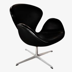 Swan Easy Chair by Arne Jacobsen for Fritz Hansen