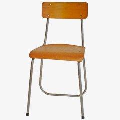 Stühle aus Röhrenartigem Stahl, 6er Set