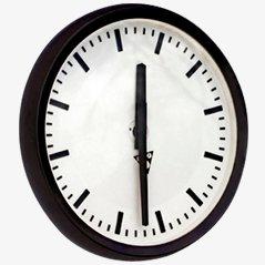 Reloj de baquelita de Pragotron