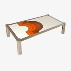 Coffee Table by De Nisco, 1970