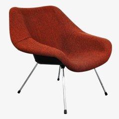 Easy Chair by Jos de Mey for Van Den Berghe, 1950s