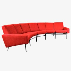 L-10 Sofa by Pierre Guariche for Airborne, 1960s