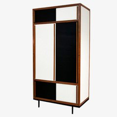 Cabinet by André Sornay for Sornay Meubles, 1950s