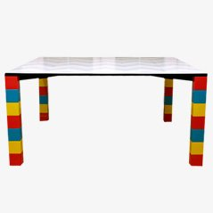 Pierre Table by George Sowden for Memphis Milano, 1981