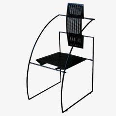 Quinta Stuhl von Mario Botta für Alias, 1985
