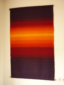 Tapestry by Verner Panton for Mira-X