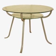 Table d'Appoint par Chris Hoffmann pour Gispen Culemborg, 1950s