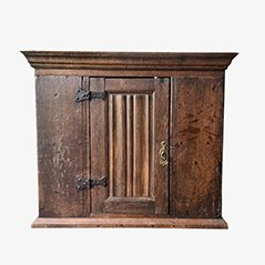 Antique Medieval Cabinet, 16th Century