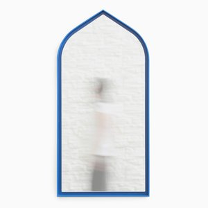 Miroir Gothic Panorami Bleu par Enrica Cavarzan, Set de 3