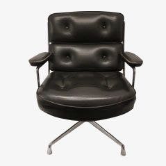 Lobby Chair by Charles & Ray Eames for Vitra, 1980s