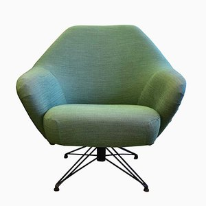 P32 Armchair by Osvaldo Borsani for Tecno, 1962