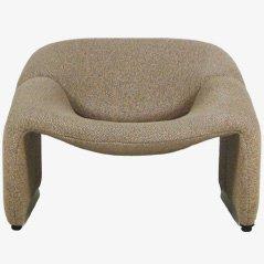 M-Chair Artifort, Modèle Groovy F598, par Pierre Paulin