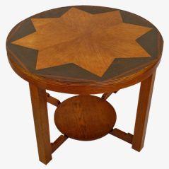 Vintage Art Déco Coffee Table