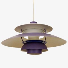 PH5 Pendant Light by Poul Henningsen