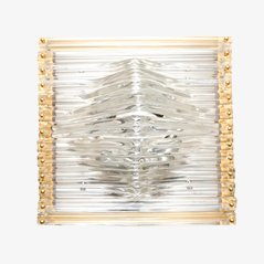 Glass Ceiling Light from Venini