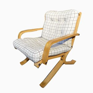 Danish Armchair by Ingmar Relling for Westnofa