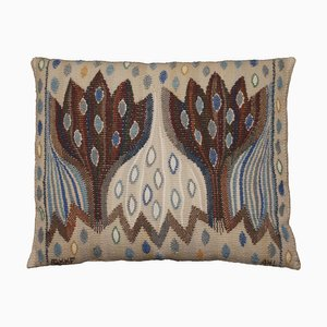 Swedish Cushion with Trees by Marta Maas-Fjetterström