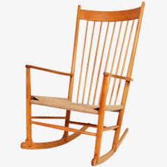 J-16 Rocking Chair by Hans J. Wegner