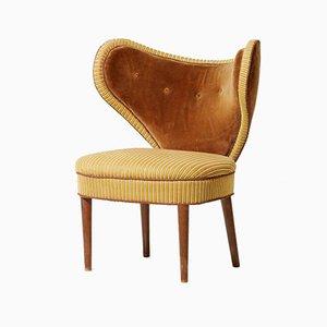 Heart Chair by Brøndbyøster Møbel for Trævarefabrik, 1950s