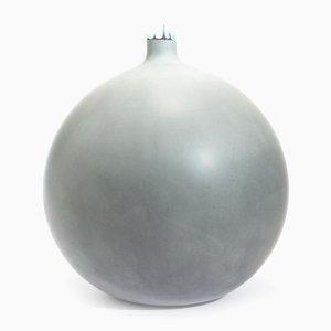 Hera Vase in Graphite by Elyse Graham