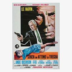 Vintage 'Point Blank' Filmposter, 1967