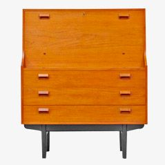 Secretary by Borge Mogensen for Søborg Møbelfabrik, 1960