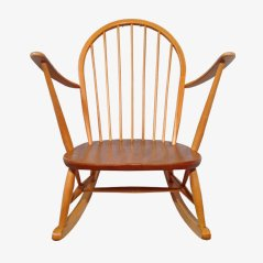 Windsor Rocking Chair by Lucien Ercolani for Ercol, 1960s
