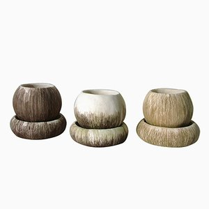 Seme Planters by Urami Blu, Set of 3