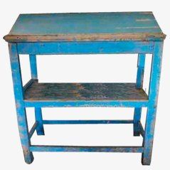 Vintage Schrank aus Holz