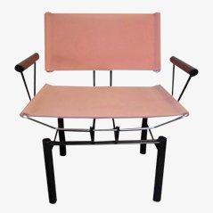 Chaise Série 8600 par Hans Ulrich Bitsch for Kusch & Co, 1980s