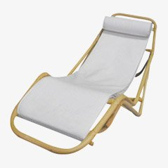 Up & Down Deck Chair by Fredrik Fogh for Pierantonio Bonacina
