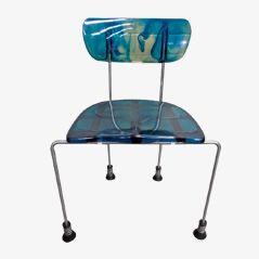 Broadway Chair by Gaetano Pesce for Bernini, 1980s