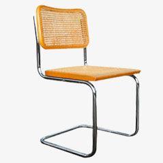 Bauhaus Cesca Stuhl von Marcel Breuer, 1970er