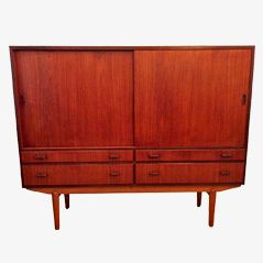 Highboard by Børge Mogensen, 1950s