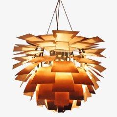 Vintage Artichoke Pendant Lamp by Poul Henningsen for Louis Poulsen