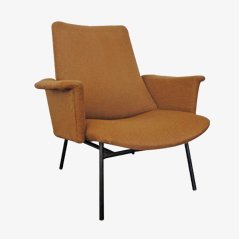 SK660 Lounge Chair by Pierre Guariche for Steiner