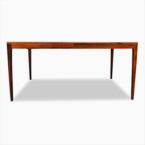 Mid-Century Extendable Rosewood Dining Table from CJ Rosengaarden