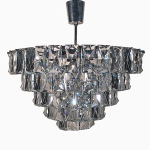 Five-Tiered Chandelier by Kinkeldey, 1960s