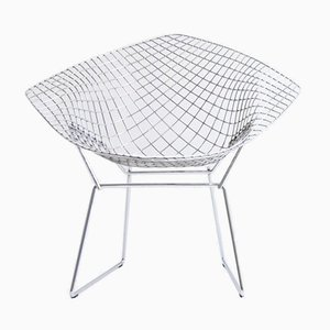 Vintage Diamond Chair by Harry Bertoia for Knoll International
