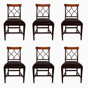 Chaises de Salle à Manger, 1880s, Set de 6