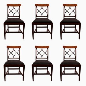 Dining Chairs, 1880s, Set of 6
