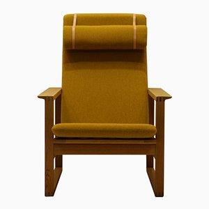 BM 2254 Sessel von Børge Mogensen für Fredericia Stolefabrik, 1950er