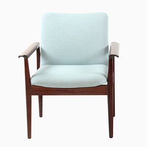 Diplomat Chair in Tulipwood by Finn Juhl for Cado, 1960s