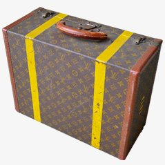 Mid-Century Bisten Suitcase from Louis Vuitton