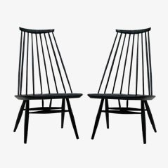 Mademoiselle Chairs by Ilmari Tapiovaara for Asko, 1959, Set of 2