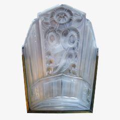 Art Deco Door Lamp
