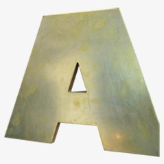 Goldenes A