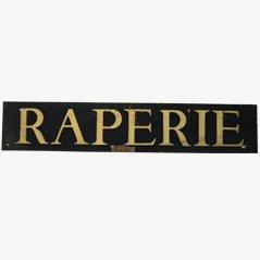 Panneau d'une Vieille Usine, France, 1910s
